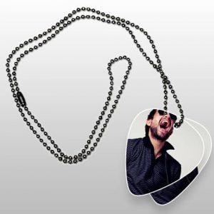 halsband - dubbelsidigt tryck