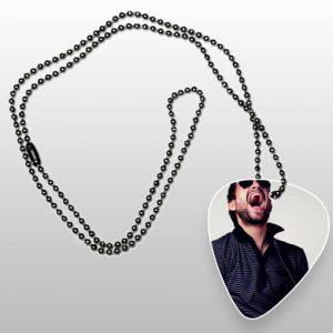 halsband - enkelsidigt tryck