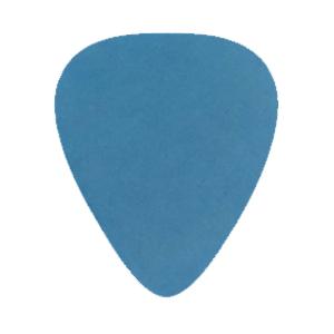 Delrin Plektrum - Blå