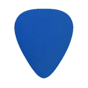 Nylon Plektrum - Blå