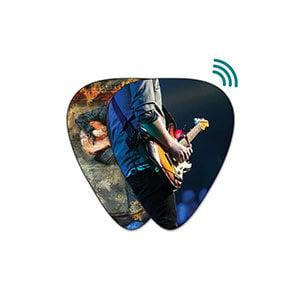 NFC Plektrum - Dubbelsidigt