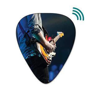 NFC Plektrum - Enkelsidigt