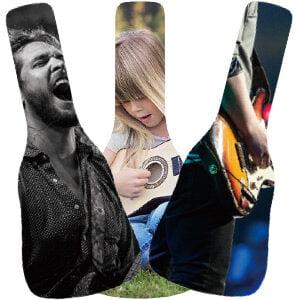 Gitarrväska - akustisk gitarr