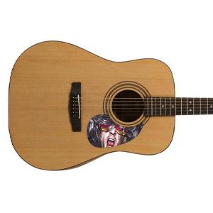 Gitarr Pickguard - Tryck på - Akustisk
